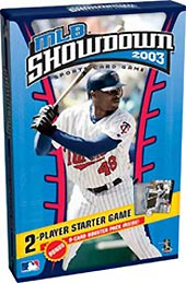 mlb showdown 2003 starter set