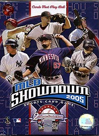 mlb showdown 2005 Starter Set