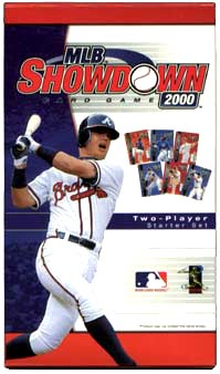 mlb showdown 2000 starter set
